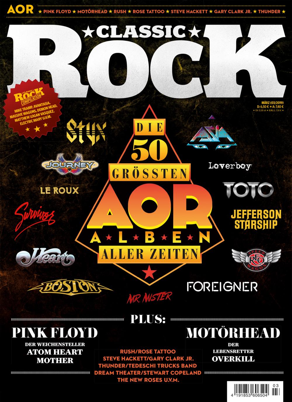 Classic Rock 78 AOR