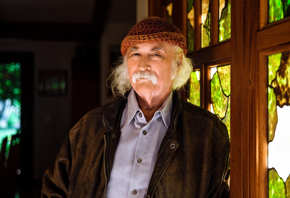 David Crosby Interview