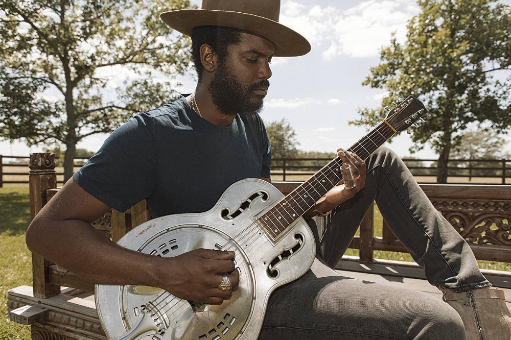 Gary Clark Jr Interview
