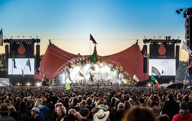 Roskilde Festival Bühne