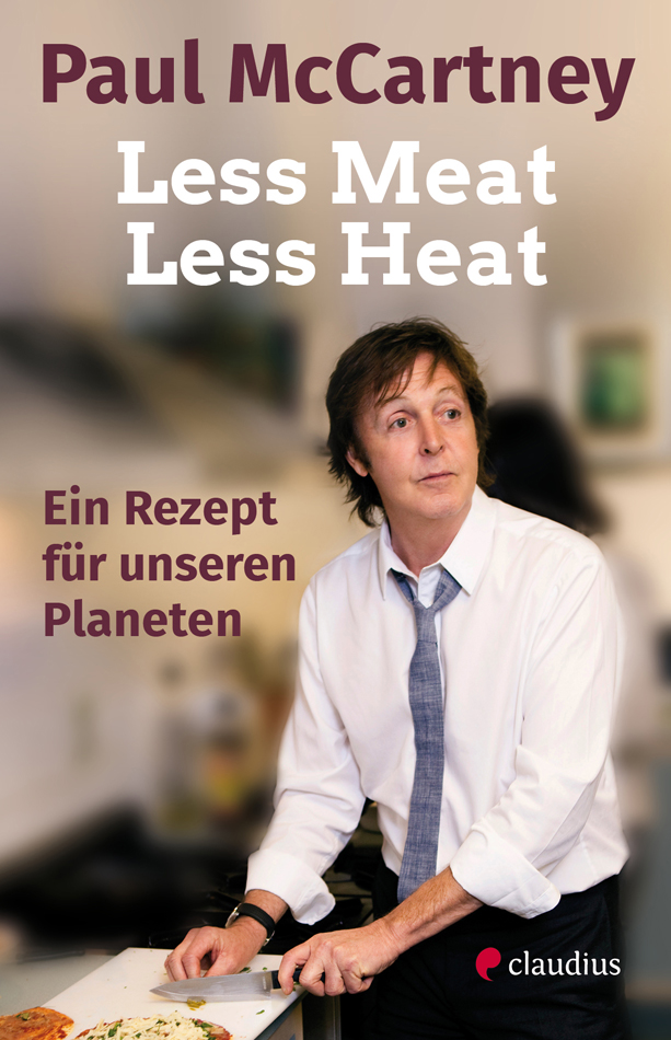 Paul McCartney Less Meat Less Heat