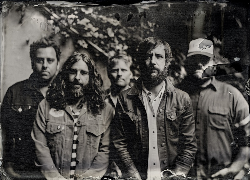 Band Of Horses Press 2019