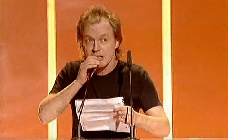 Angus Young über Ozzy Osbourne