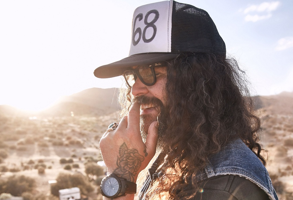 Brant Bjork Video Black & White Wonderland