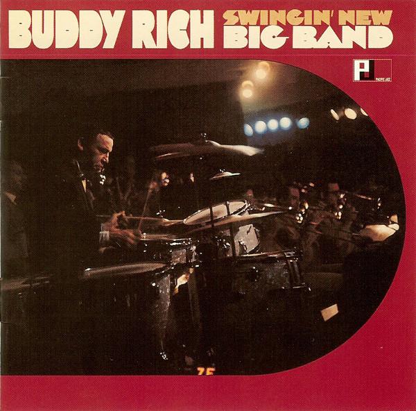 Buddy Rich Album Swingin New Big Band