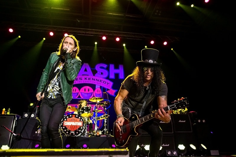 Slash live in Hamburg 2019