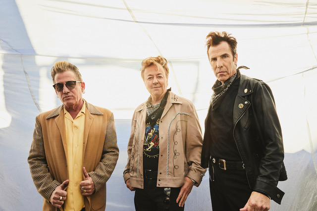 Stray Cats Album und Tour