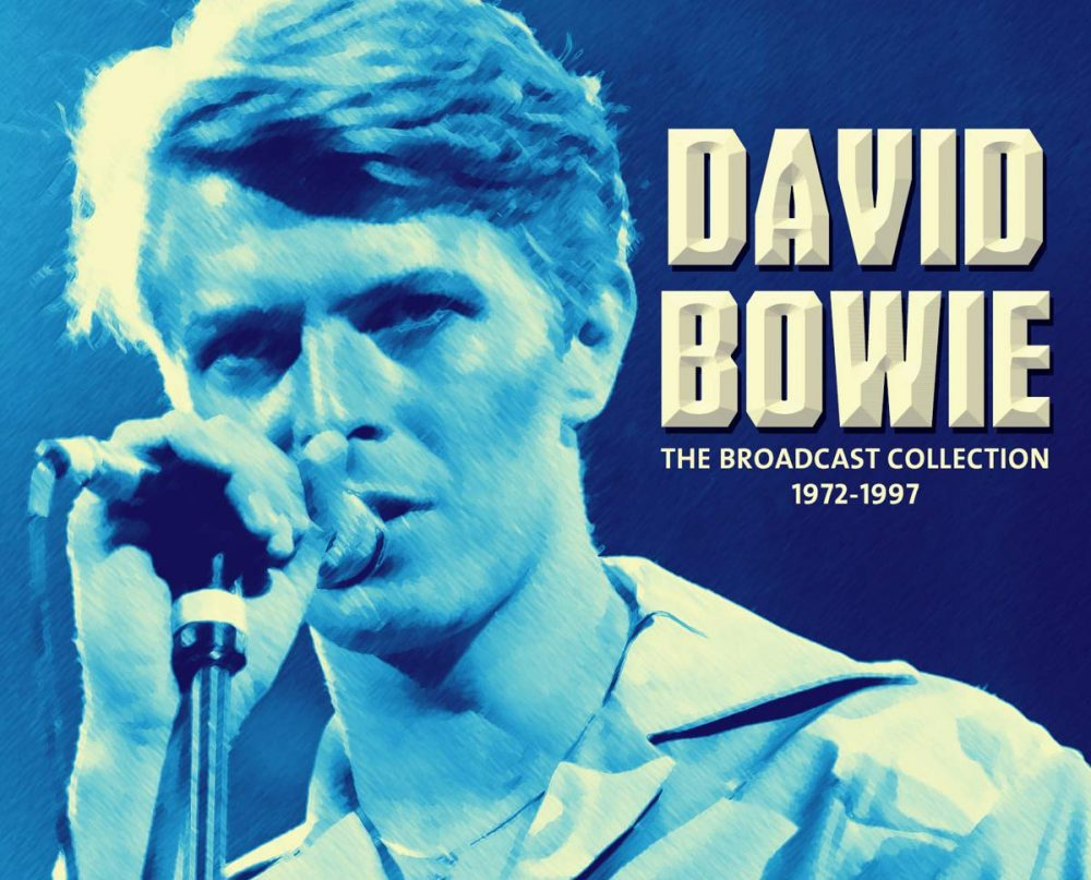 David Bowie Broadcast Collection