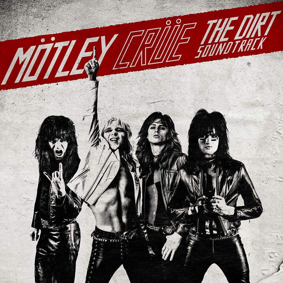 Mötley Crüe The Dirt Soundtrack