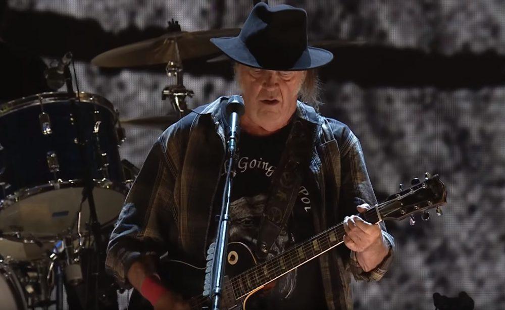 Neil Young kommt nach Deutschland