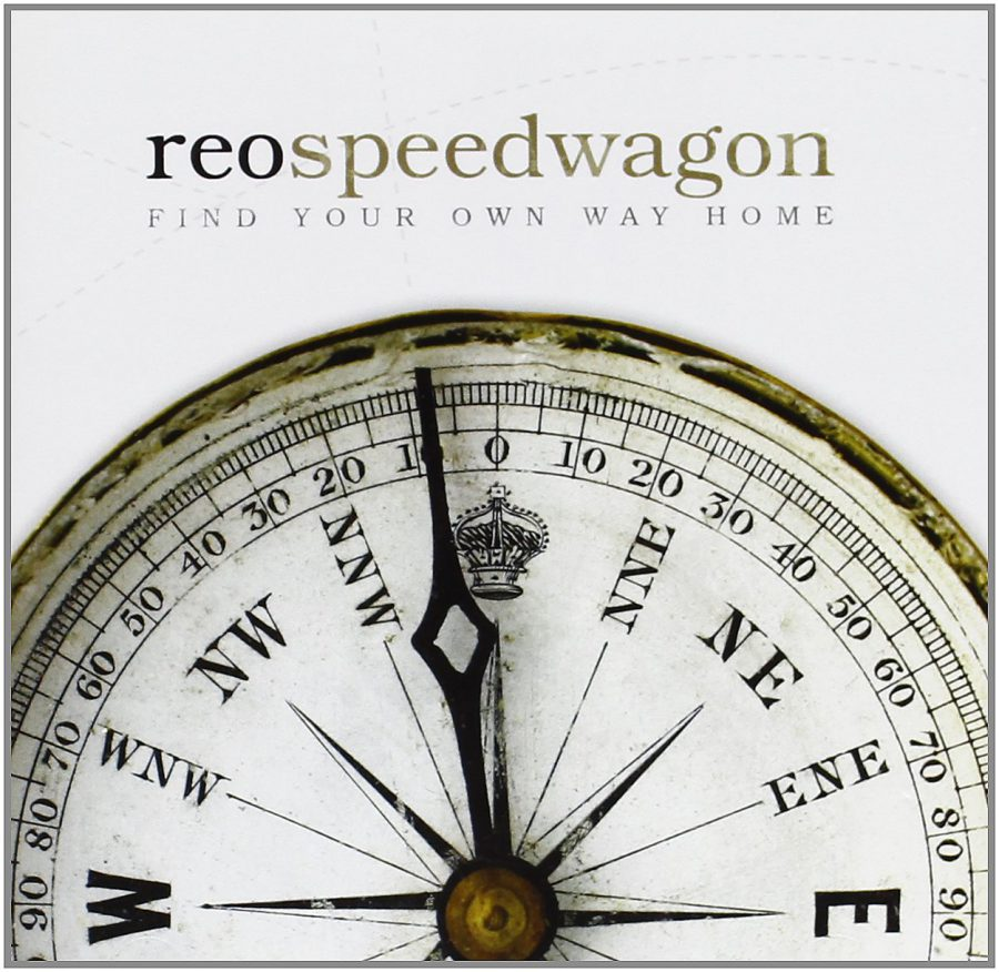 REO Speedwagon Find Your Own Way Home