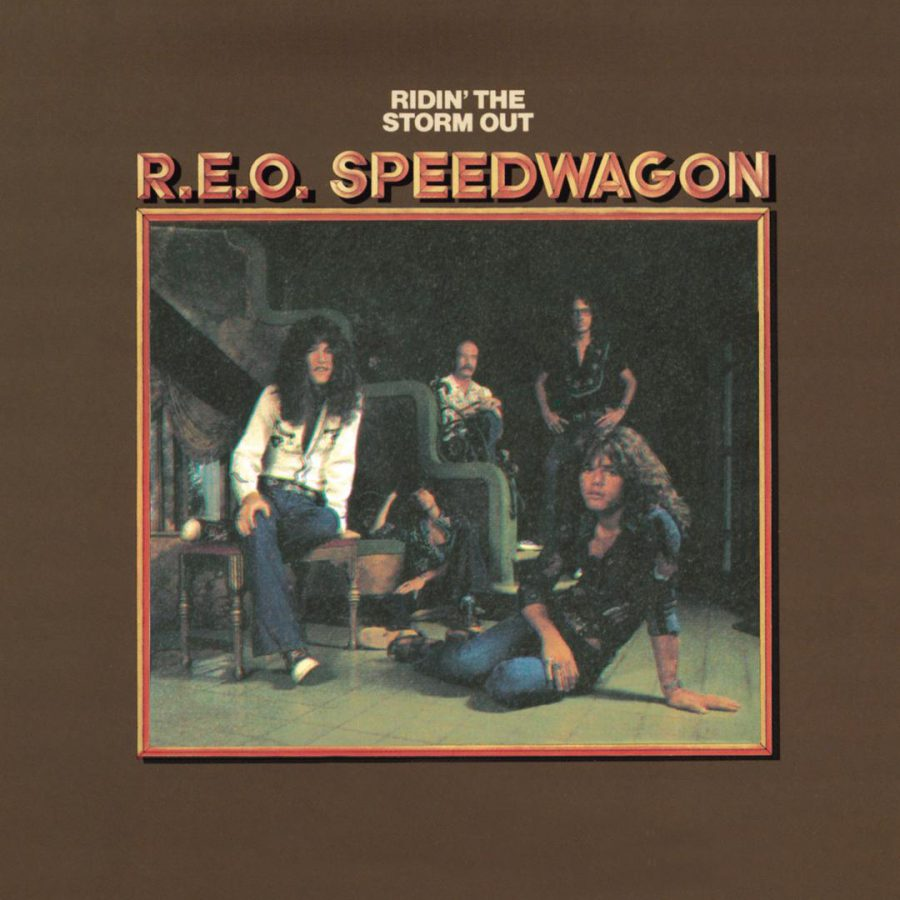 Reo Speedwagon Ridin' The Storm