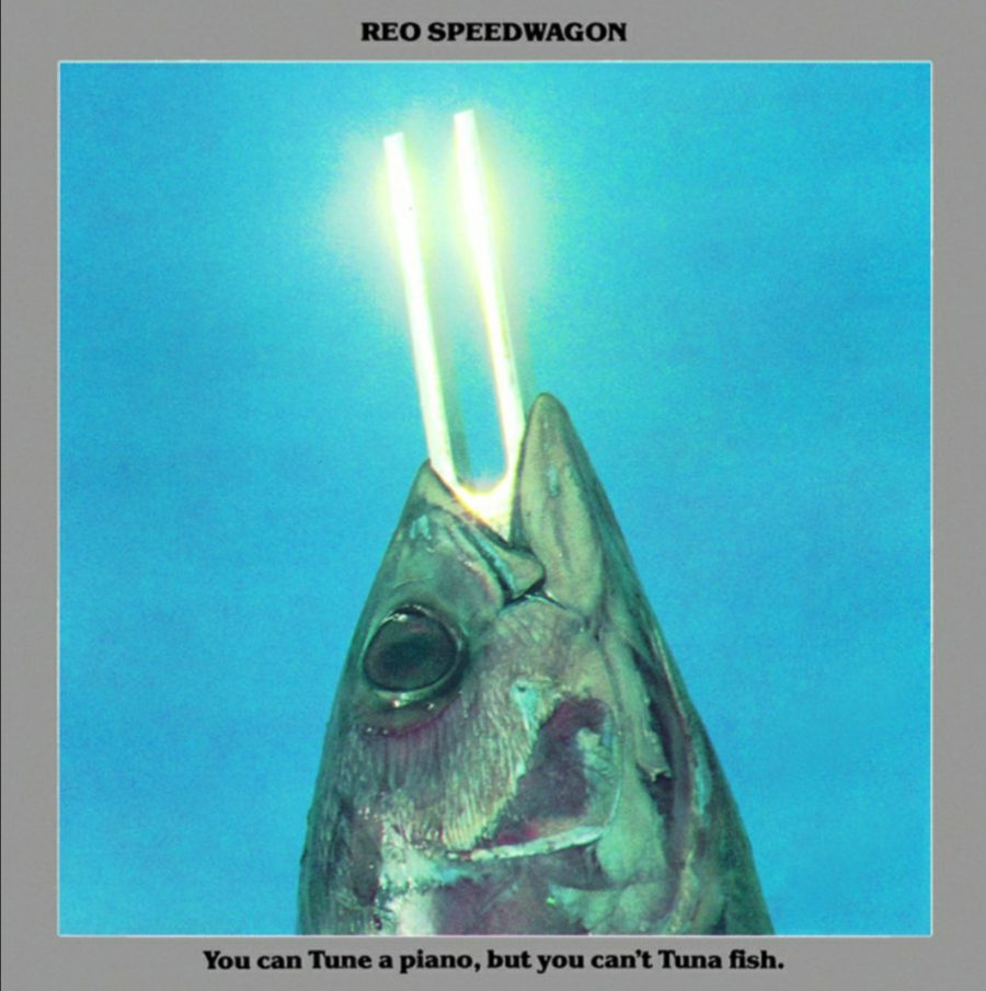 REO Speedwagon You Can Tune A Piano But You Can't Tuna Fish