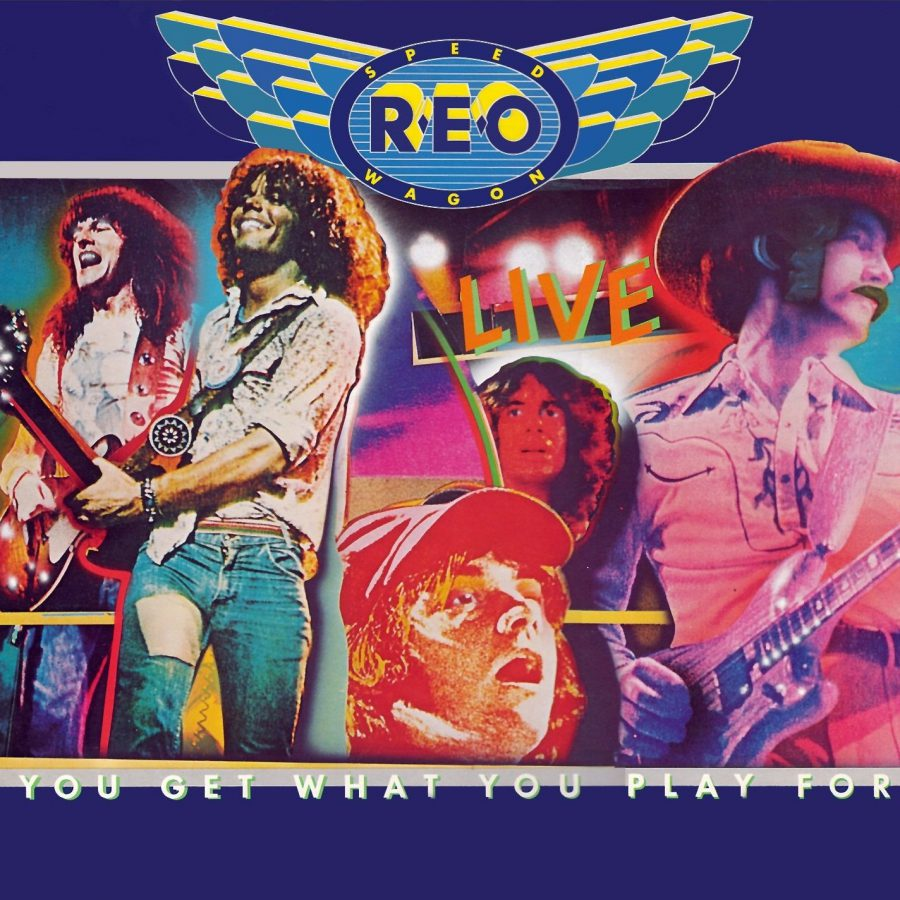 REO Speedwagon You Get Waht You Pay For