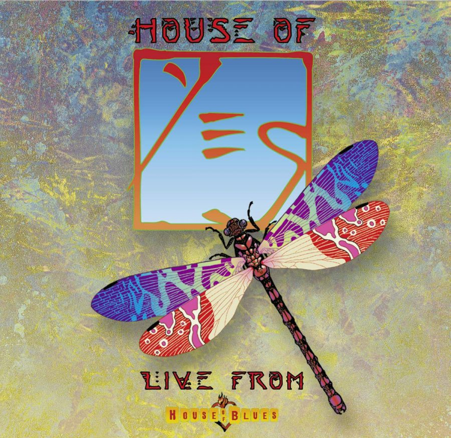 Yes Live House Of Blues