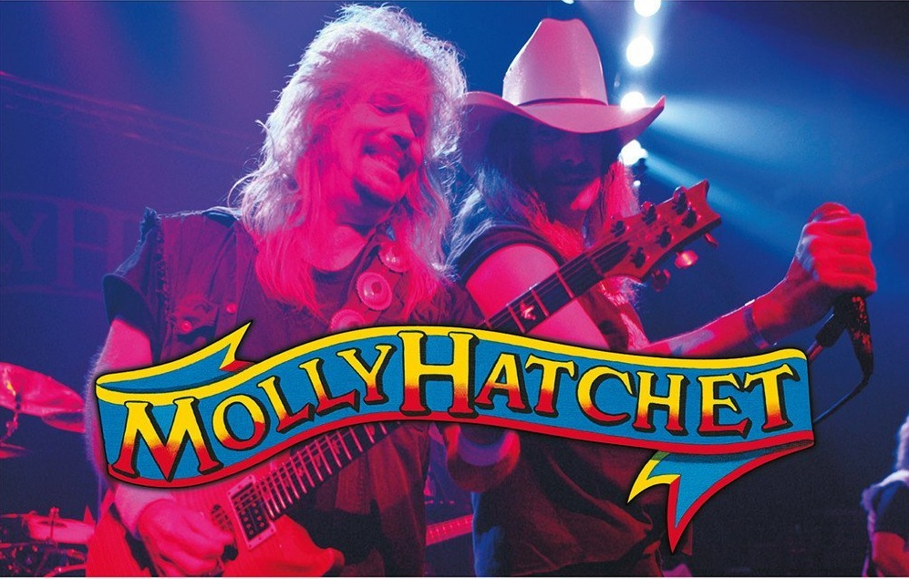 Molly Hatchet Live in Hamburg