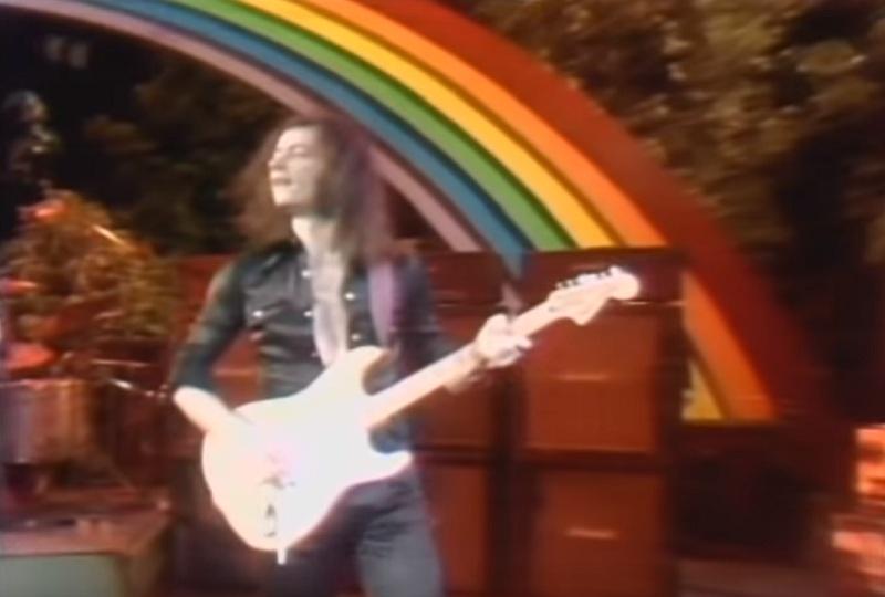 Ritchie Blackmore California Jam 1974