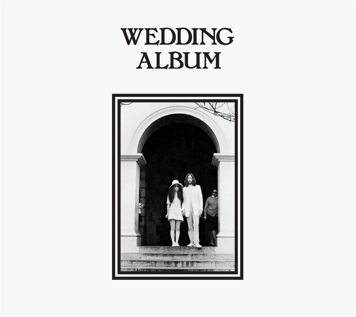 John Lennon Yoko Ono Wedding Album