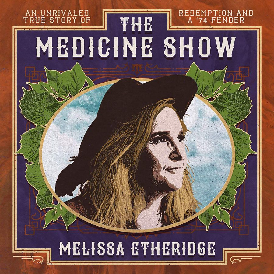 Melissa Etheridge The Medicine Show