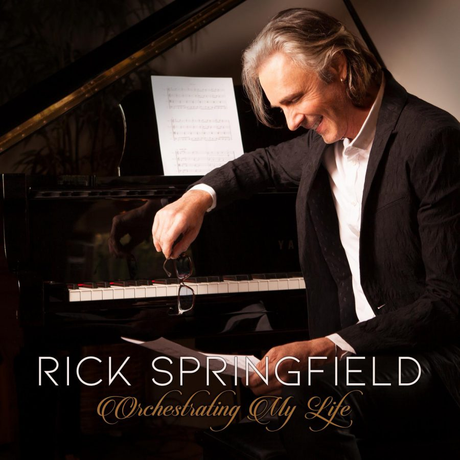 Rick Springfield Orchestrating