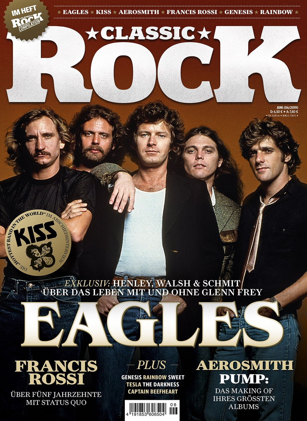Classic Rock Eagles Cover