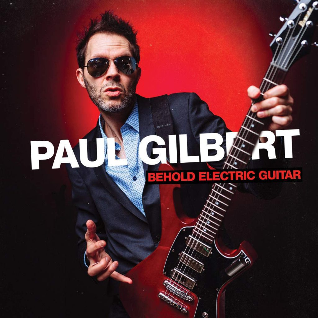 Paul Gilbert BEHOLD ELECTRIC GUITAR