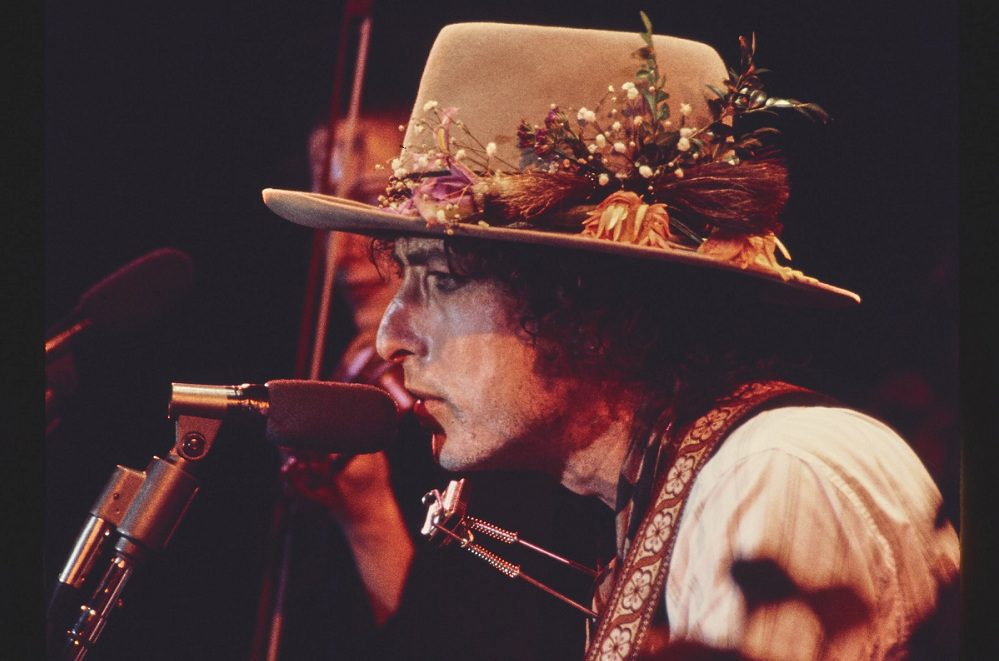 Bob Dylan 1975 live