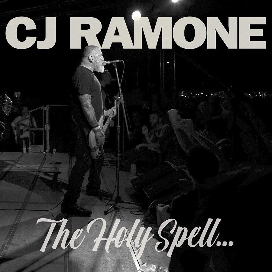 CJ Ramone The Holy Spell