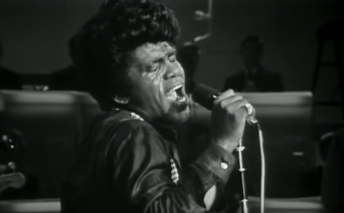 James Brown Night Train Video