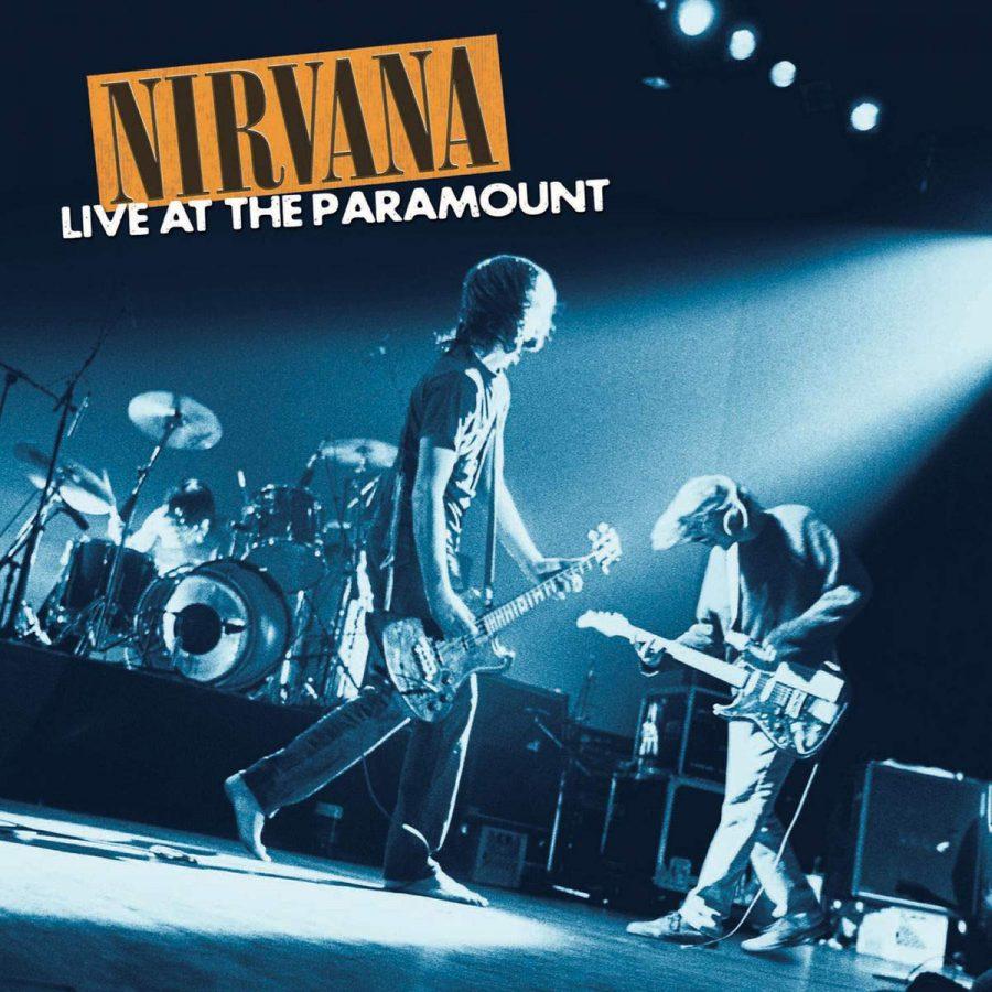 Nirvana Live Paramount