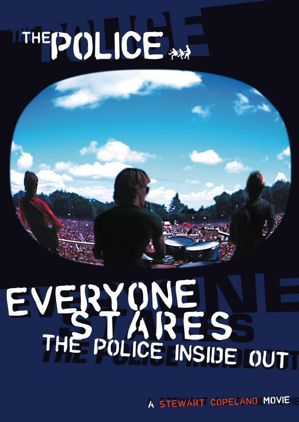 Police Everyone Stares