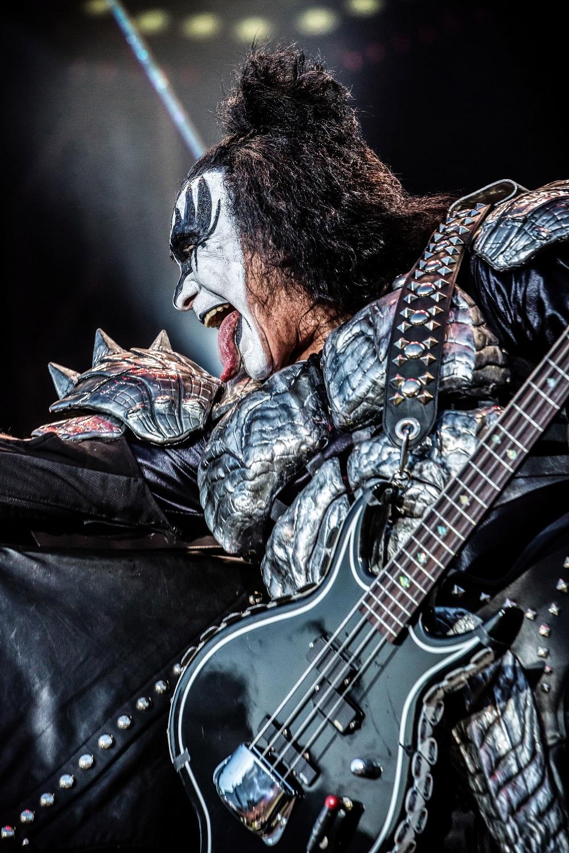 Kiss live München 2019