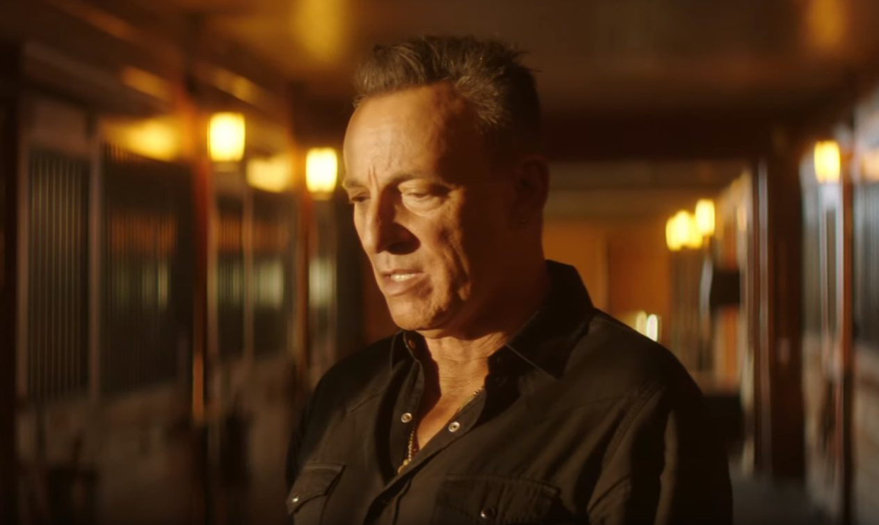 Bruce Springsteen im Video zu Western Stars