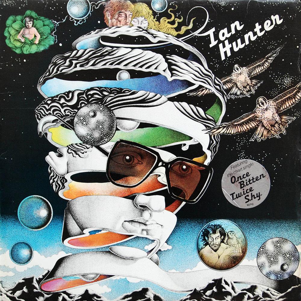 Ian Hunter Album