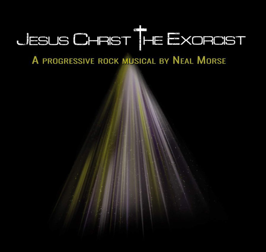 Neal Morse Jesus Christ The Exorcist