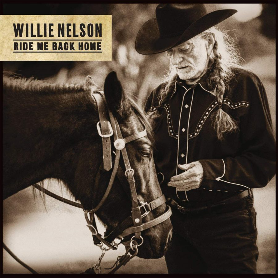 Willie Nelson Ride Me Back Home