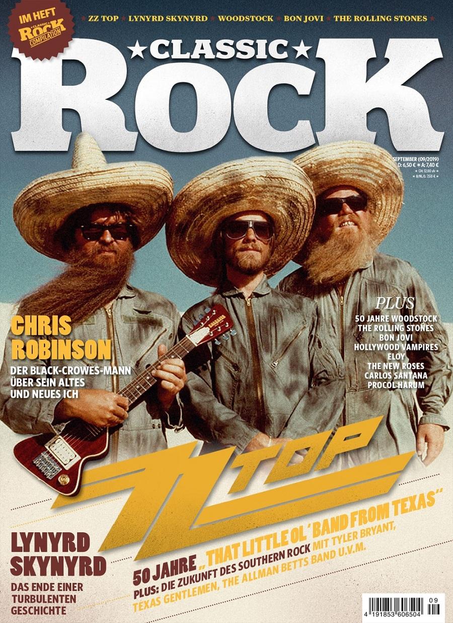 Classic Rock ZZ Top