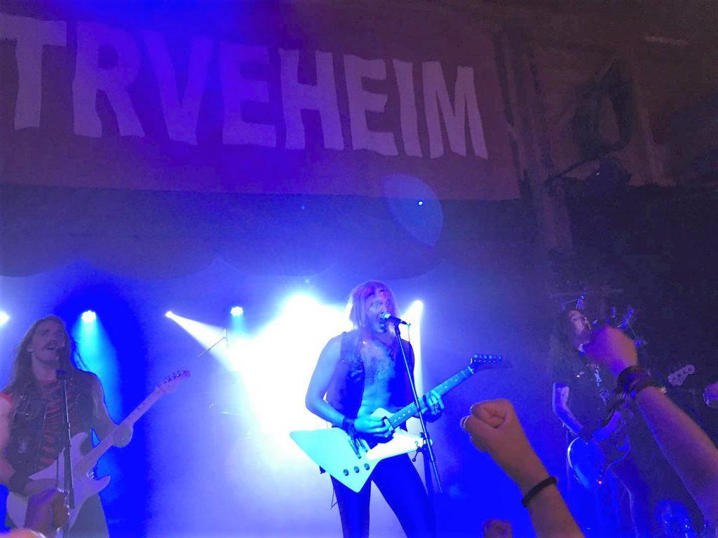 Enforcer Trveheim 2019 live