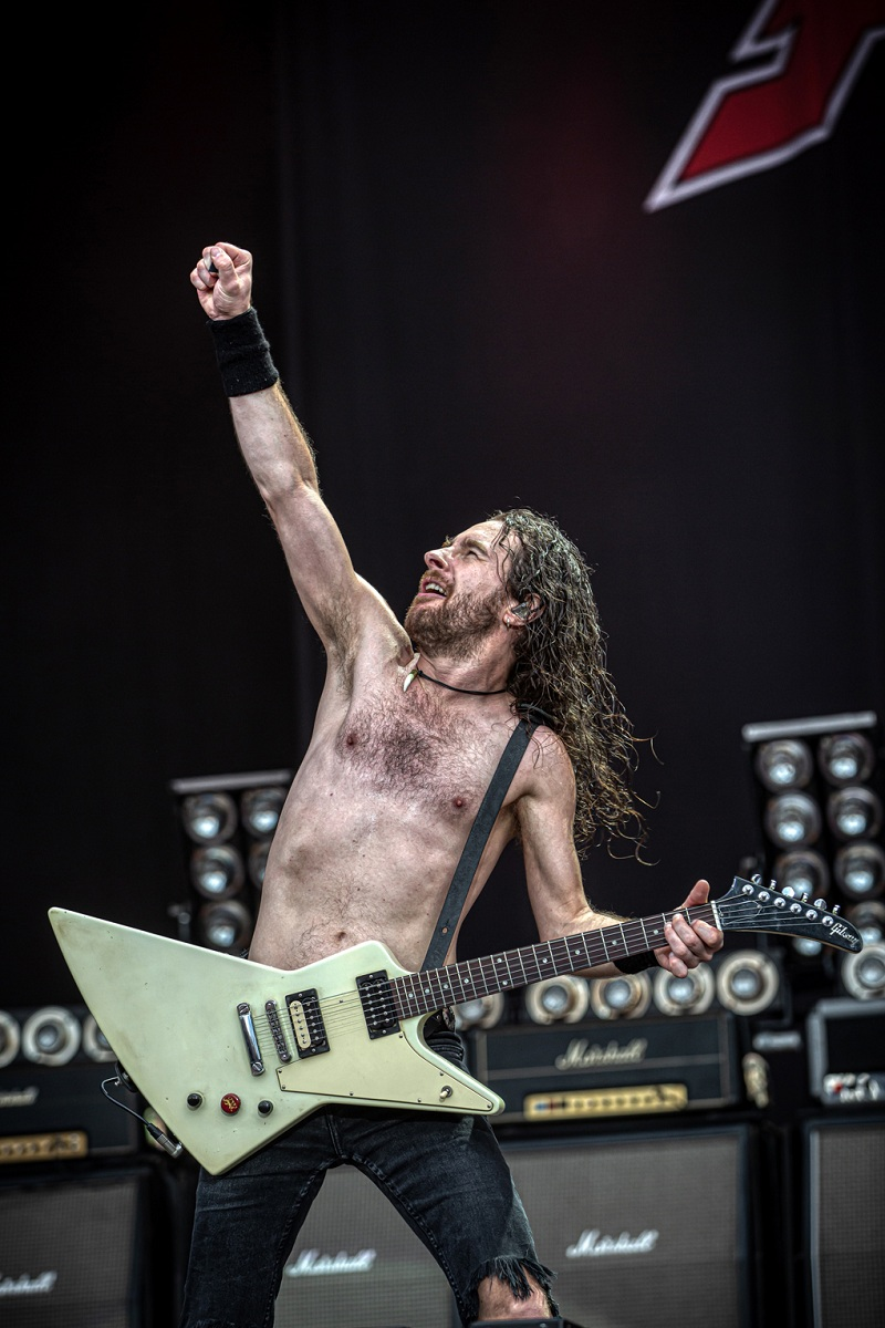 Airbourne live @Wacken 2019