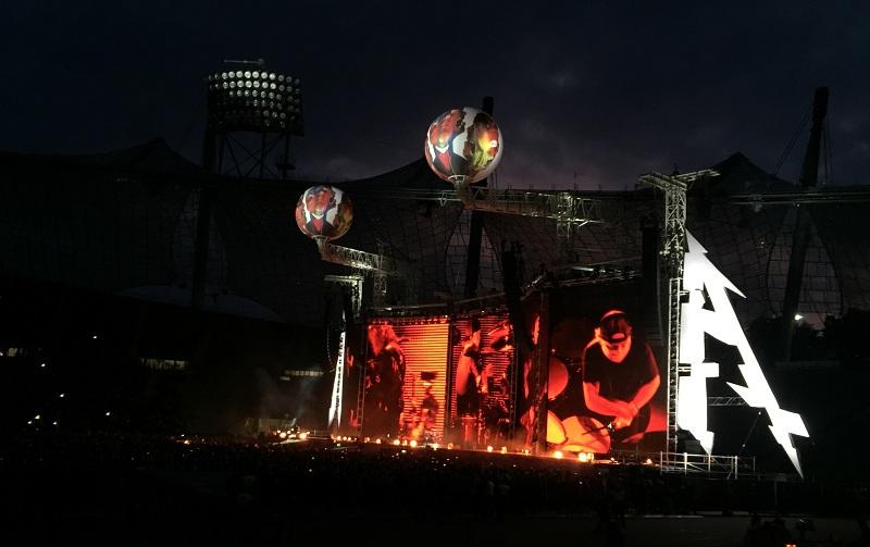 Metallica live 2019 München