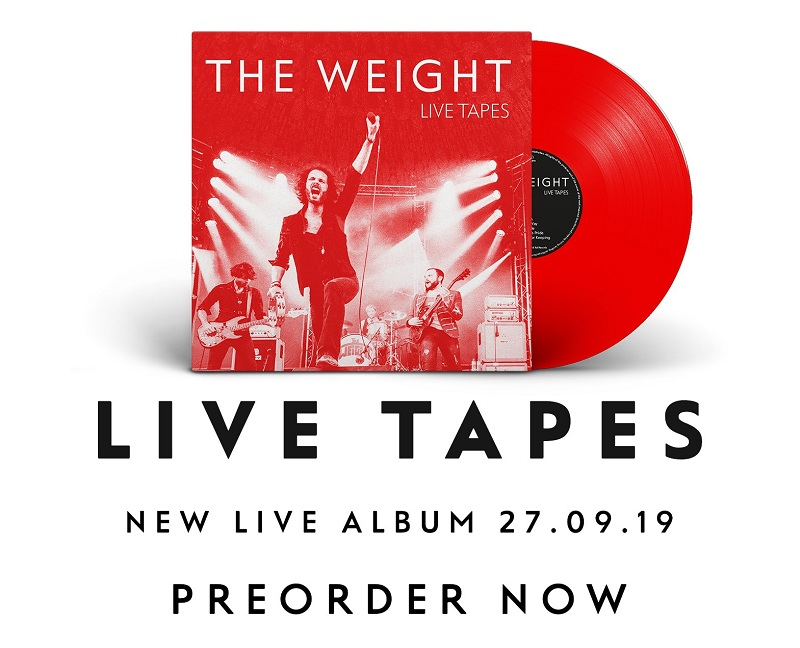 the weight live tapes 2019