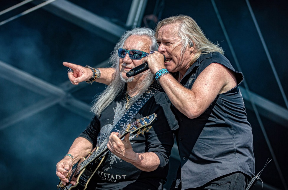 Uriah Heep live in Wacken 2019