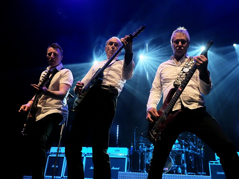 Status Quo live in Ludwigsburg 2019