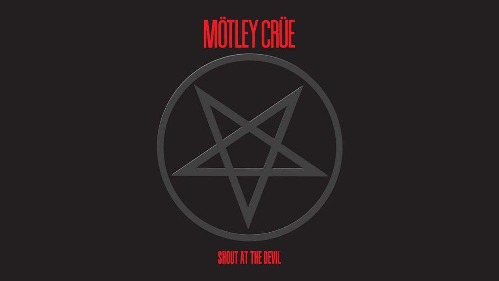 Crüe Shout at the Devil Pentagram