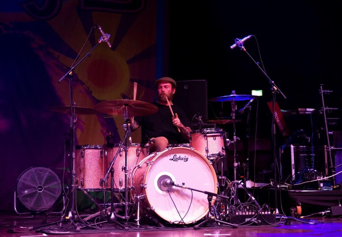 Manfred Mann mit Band in München