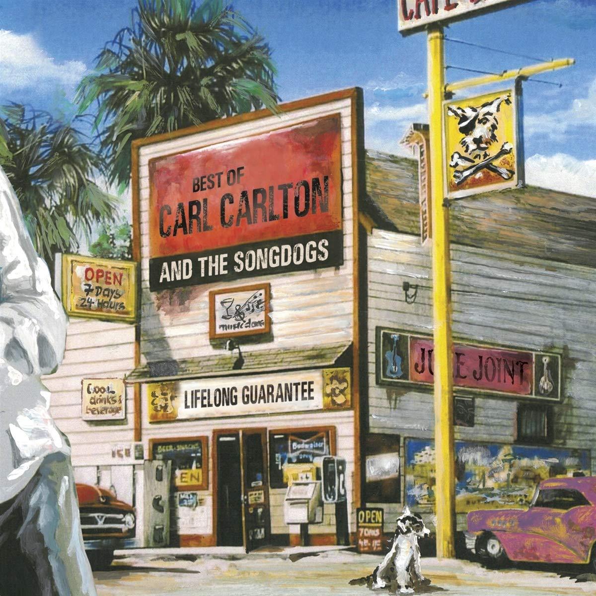 Carl Carlton Songdogs Best Of