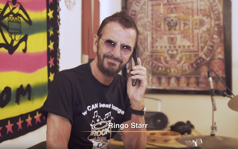 Ringo Starr The Weight Video