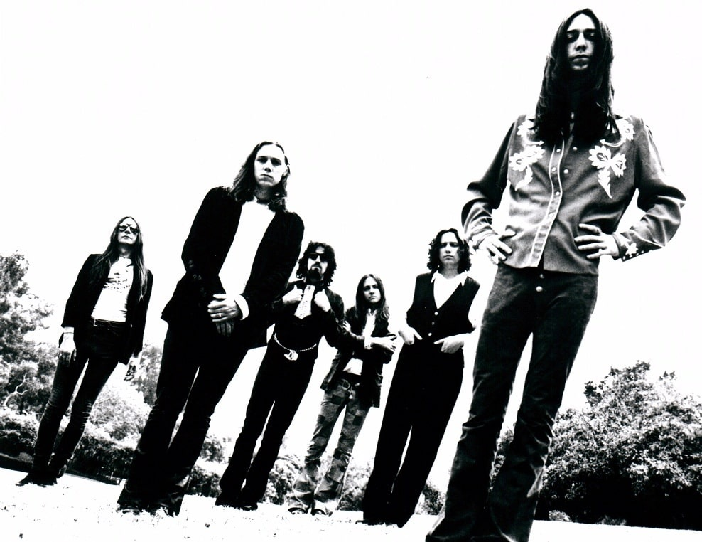 Black Crowes 1994