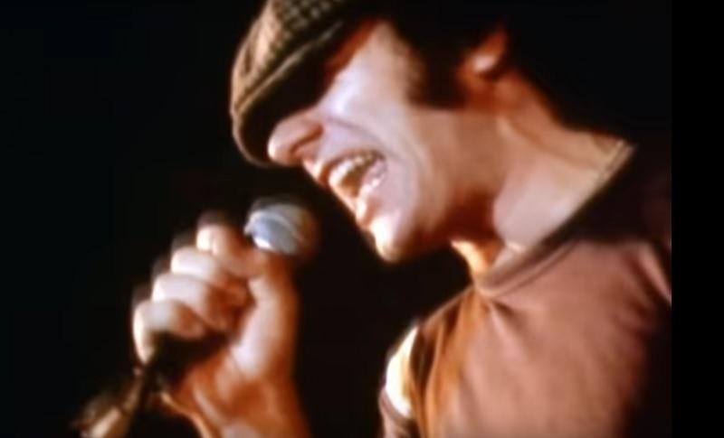 Brian Johnson Hells Bells 1980