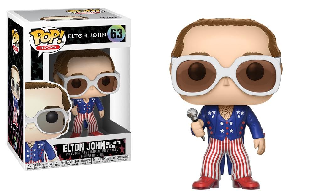 Elton John Figur